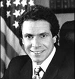 Andrew Cuomo at the time