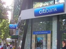 Citibank in Madrid