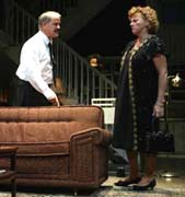 'August: Osage County,' Francis Guinan, Rondi Reed, photo Joan Marcus