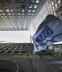 AIG, photo AP/truthout