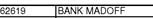 Bank Madoff listing on Clearstream roster