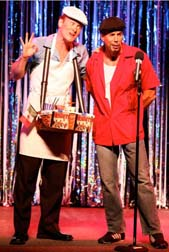 Jared Bradshaw, Michael West, 'In The Heights.' Photo Carol Rosegg