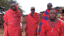 A Maasai community of Kenya explains their fight for their traditional land