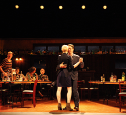 an analysis of the characters of jake and brett in the sun also rises by ernest hemingway The quintessential narrative of the lost generation the sun also rises is one of ernest hemingway's masterpieces and a classic example of his spare but powerful style a poignant look at the disillusionment and angst of the post-world war i generation, the story introduces two of hemingway's most unforgettable characters: jake.