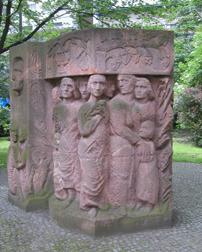 Berlin 1 Rosenstrasse Block der Frauen